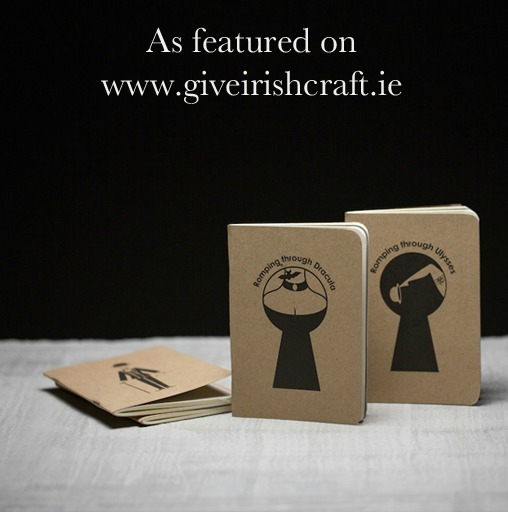 At it Again! on Giveirishcraft.com