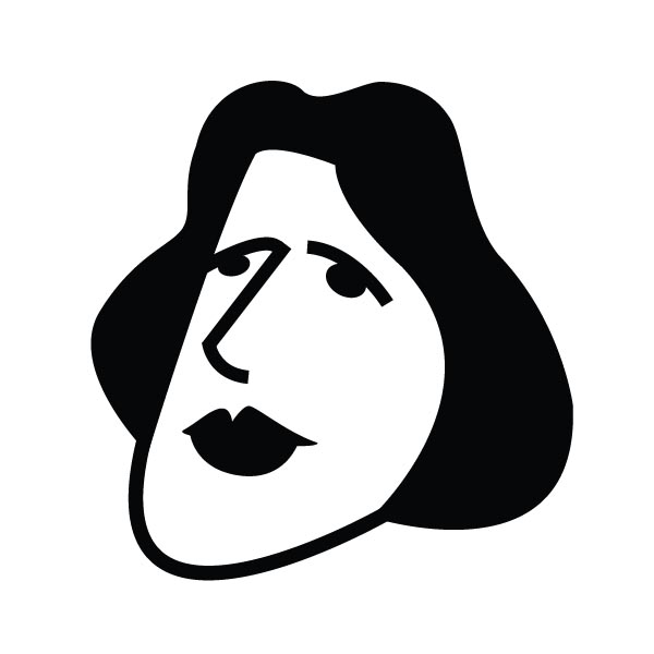Oscar Wilde Icon by At it Again!