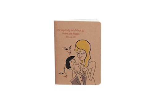 Bram Stoker Dracula Notebook by At it Again! Literary Gift