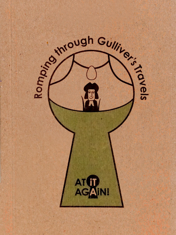 Romping through Gulliver's Travels Product Image
