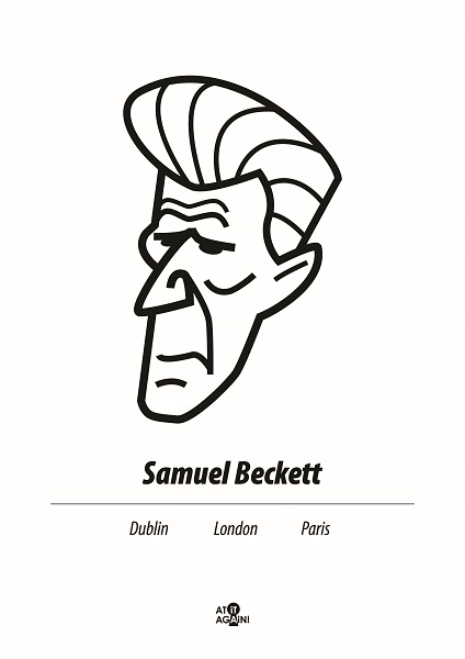 a biography of samuel beckett the irish novelist Damned to fame: the life of samuel beckett [james r knowlson] on amazon com  brilliant and insightful portrait of nobel prize-winning author samuel  beckett  now i understand why the irish intellectual diaspora bypassed  england and.