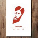Bram Stoker Print
