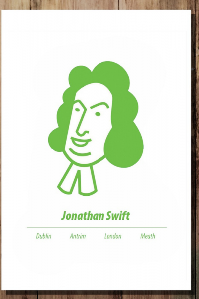 Jonathan Swift Print Product Image