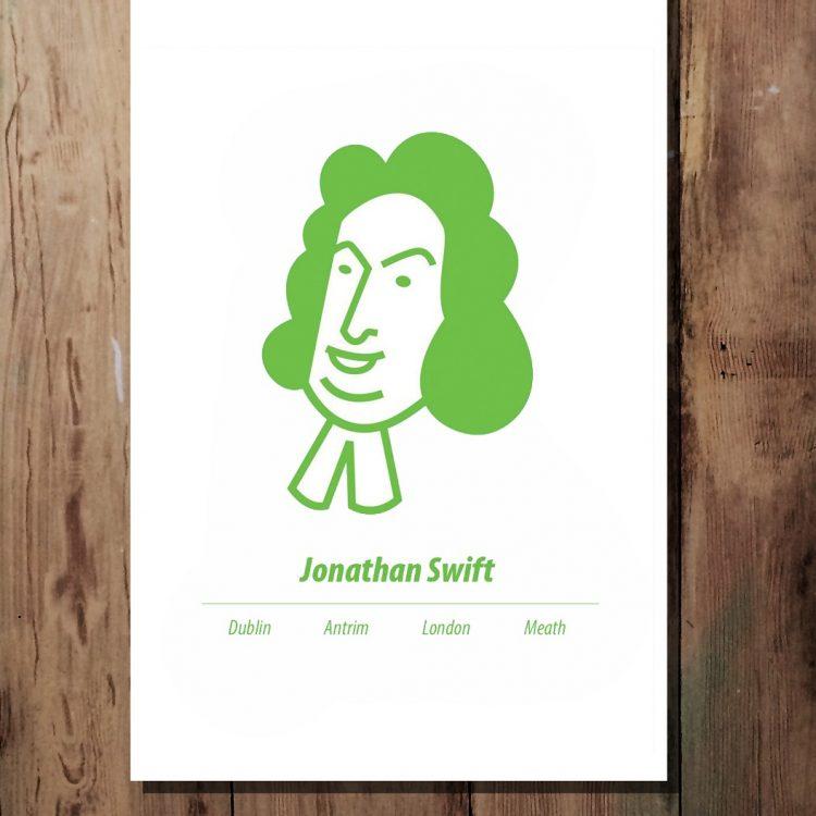 Jonathan Swift Print