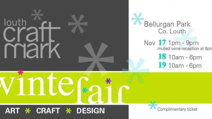 Louth Craftmark Winter Fair November 2017