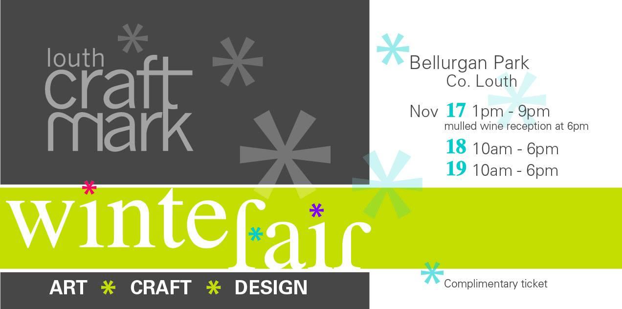 Louth Craftmark Winter Fair November 2017