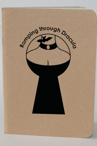 First Edition Romping through Dracula Product Image