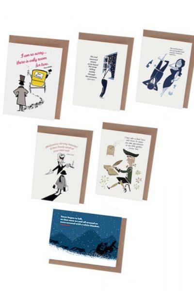 Irish Literature Card Set Product Image