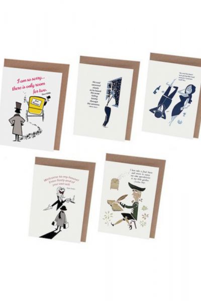Irish Literature Card Set Product Image