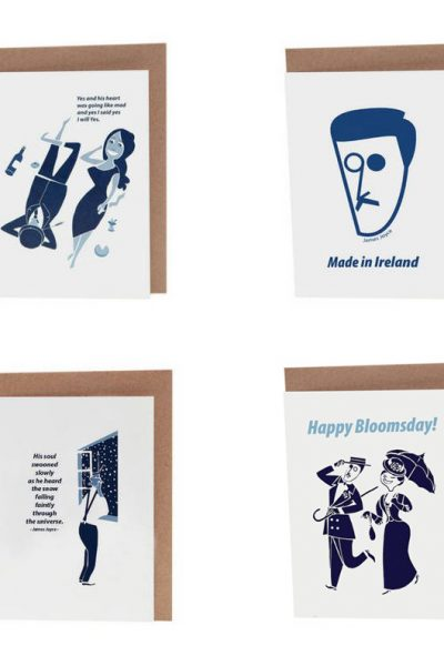 James Joyce Card Set