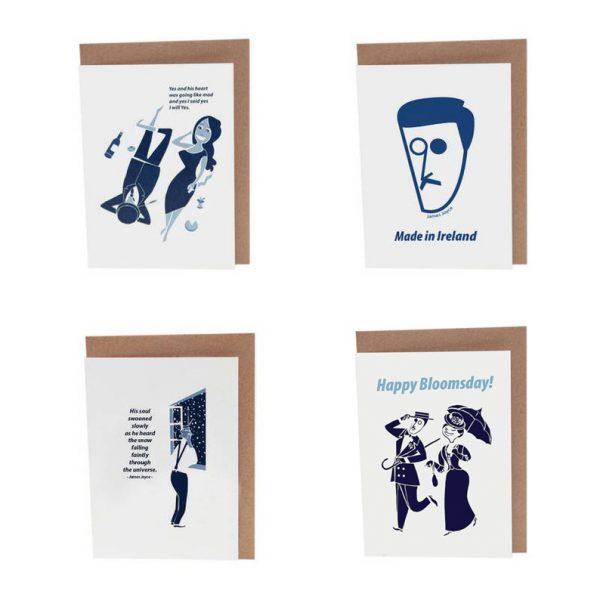 James Joyce Card Set