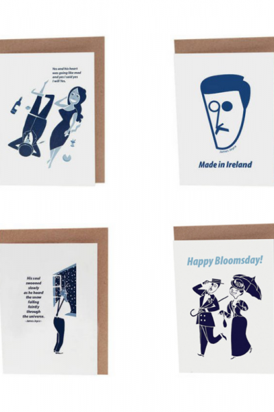 James Joyce Card Set Product Image