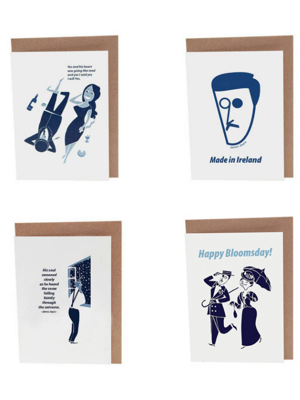 James Joyce Card Set Product Image