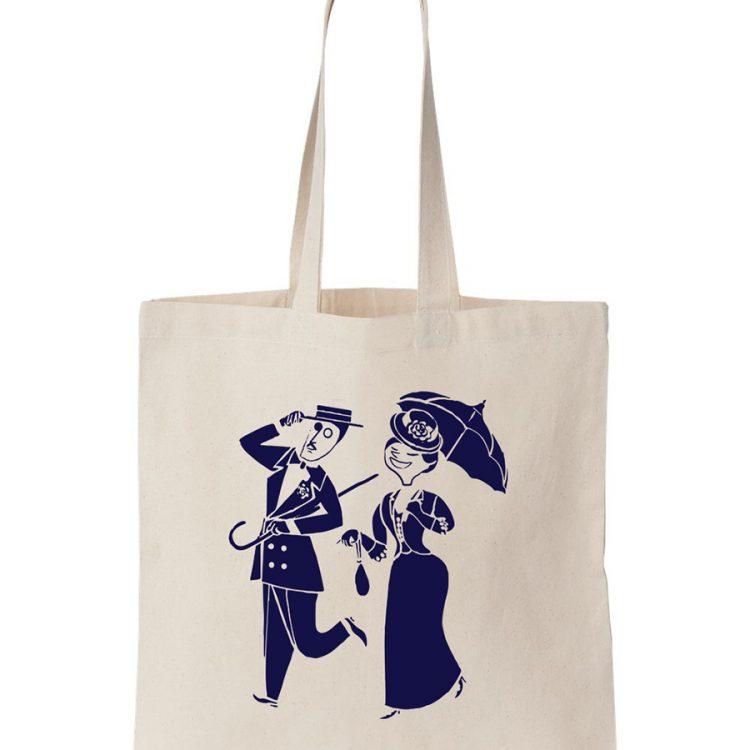 Joyce & Nora Tote Bag