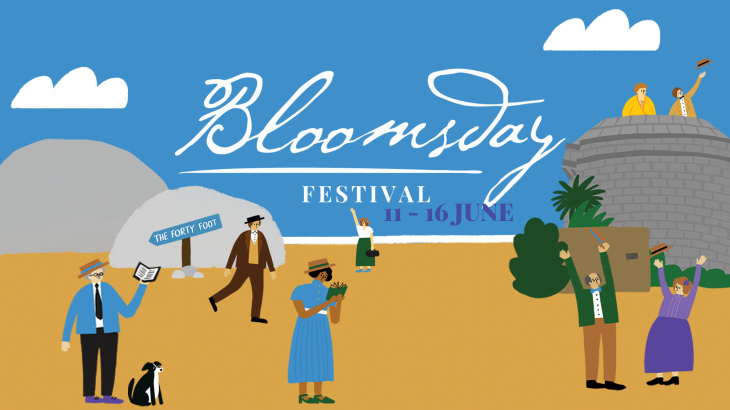 At it Again!'s Picks for Bloomsday 2018 Festival