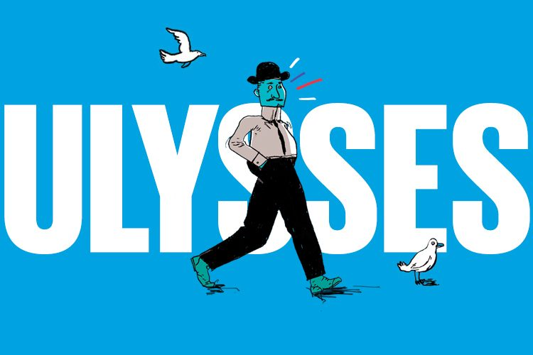 Ulysses at the Abbey