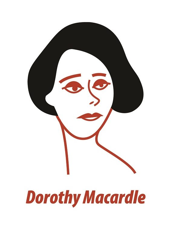 Dorothy Macardle Greeting Card