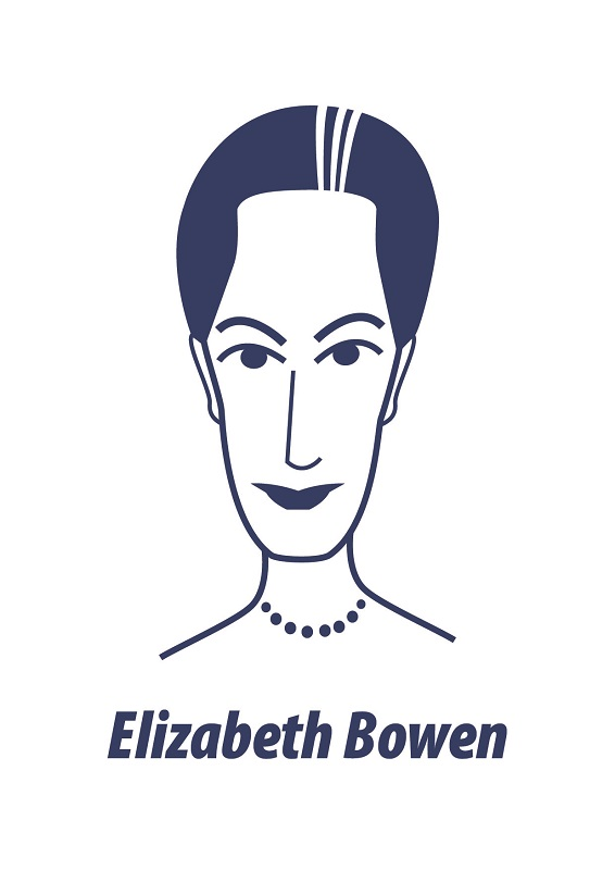 Elizabeth Bowen Greeting Card by At it Again!