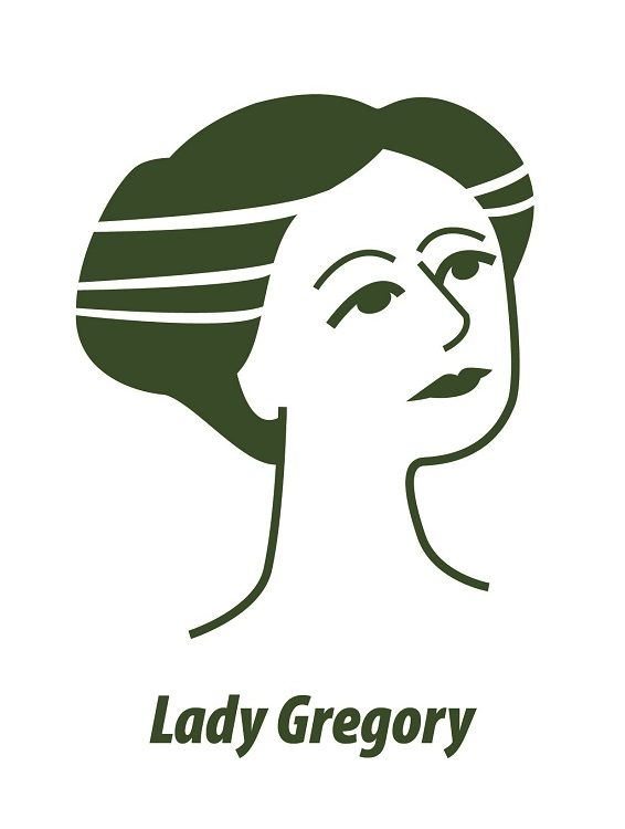 Lady Gregory Greeting Card