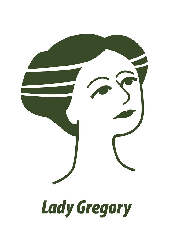 Lady Gregory Card by At it Again!