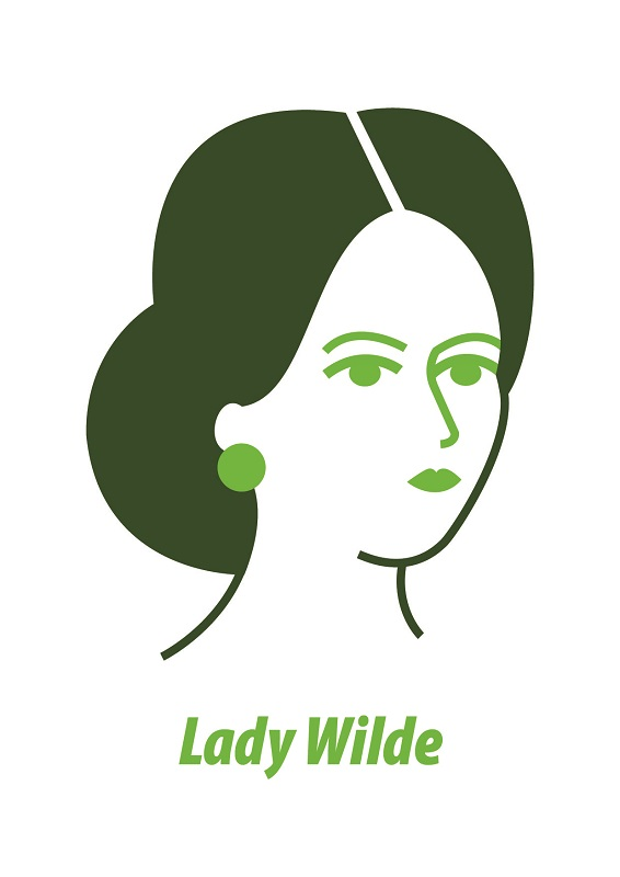 Lady Wilde Card by At it Again!