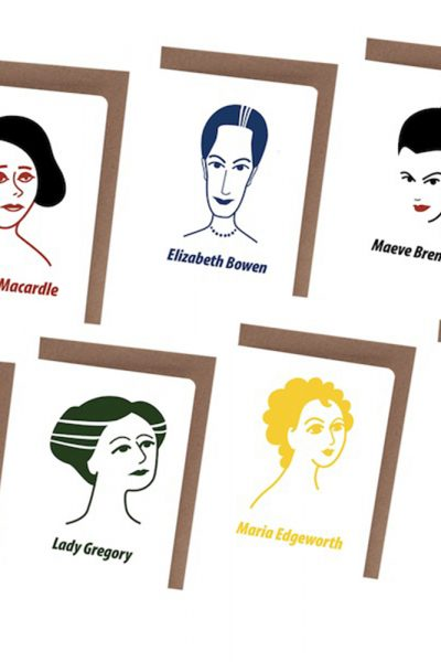 At it Again! Irish Women Writers Cards