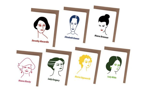 At it Again! Irish Women Writers Cards