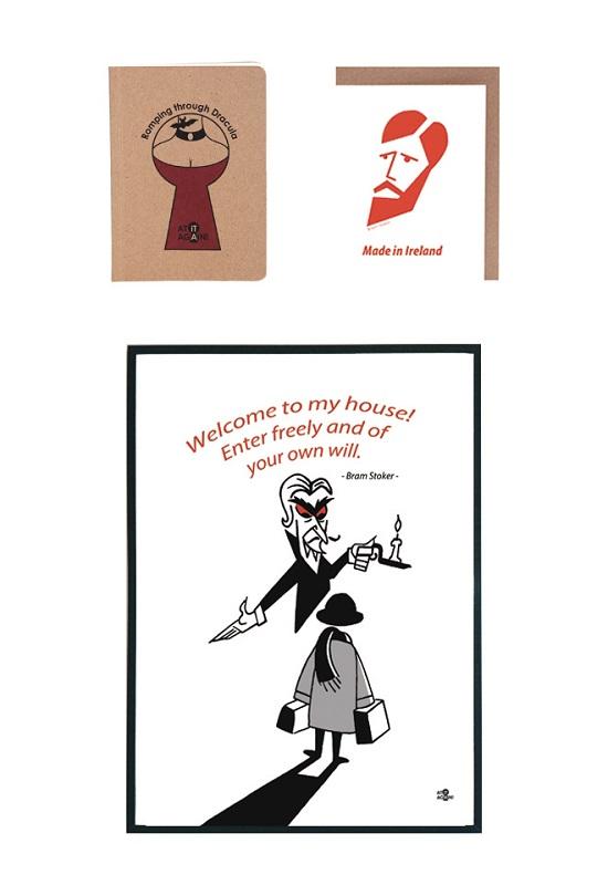 Dracula Gift Set Product Image