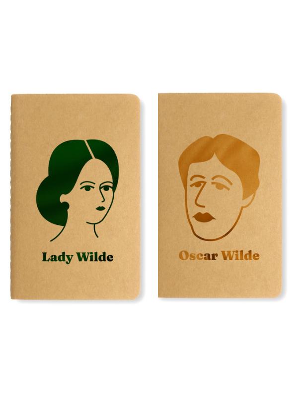 Wilde Notebook Set