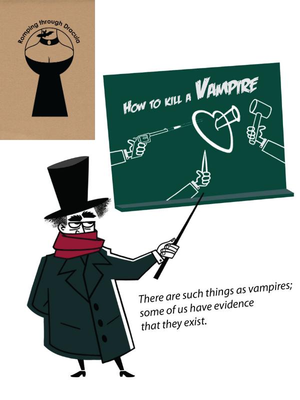 Dracula Meetings Set Product Image