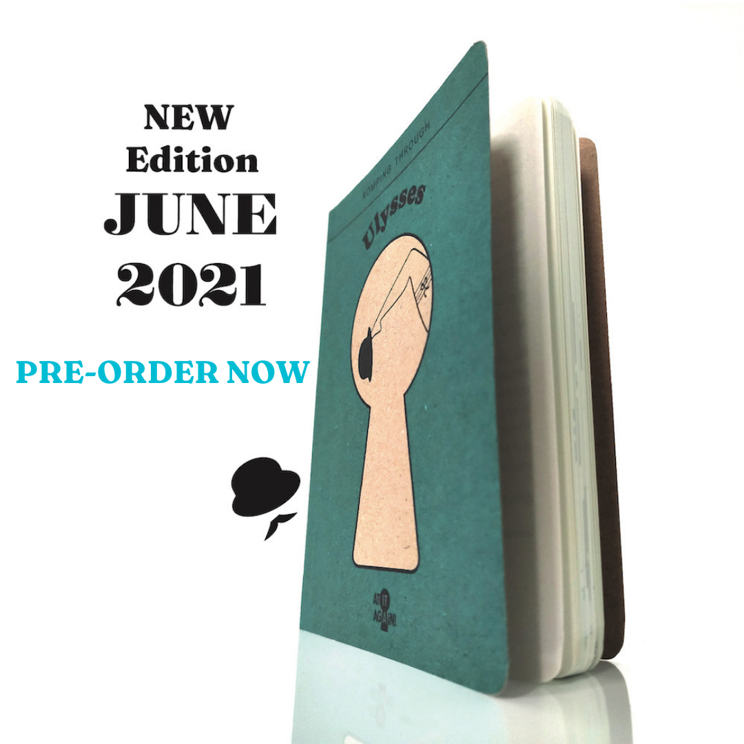 Pre-order Romping through Ulysses by At it Again! Now