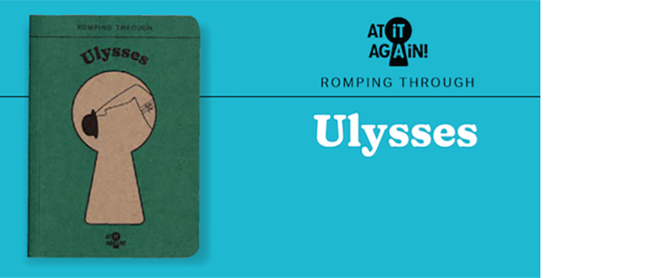 Romping through Ulysses Featured Blog Image
